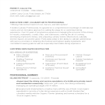 template topic preview image Executive Chef Resume Sample