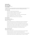 template topic preview image Sales Marketing Engineer CV