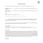 template topic preview image Boat Rental Agreement Template