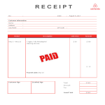 image AIRBNB Receipt Template
