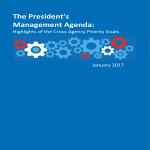 template topic preview image President'S Management Agenda
