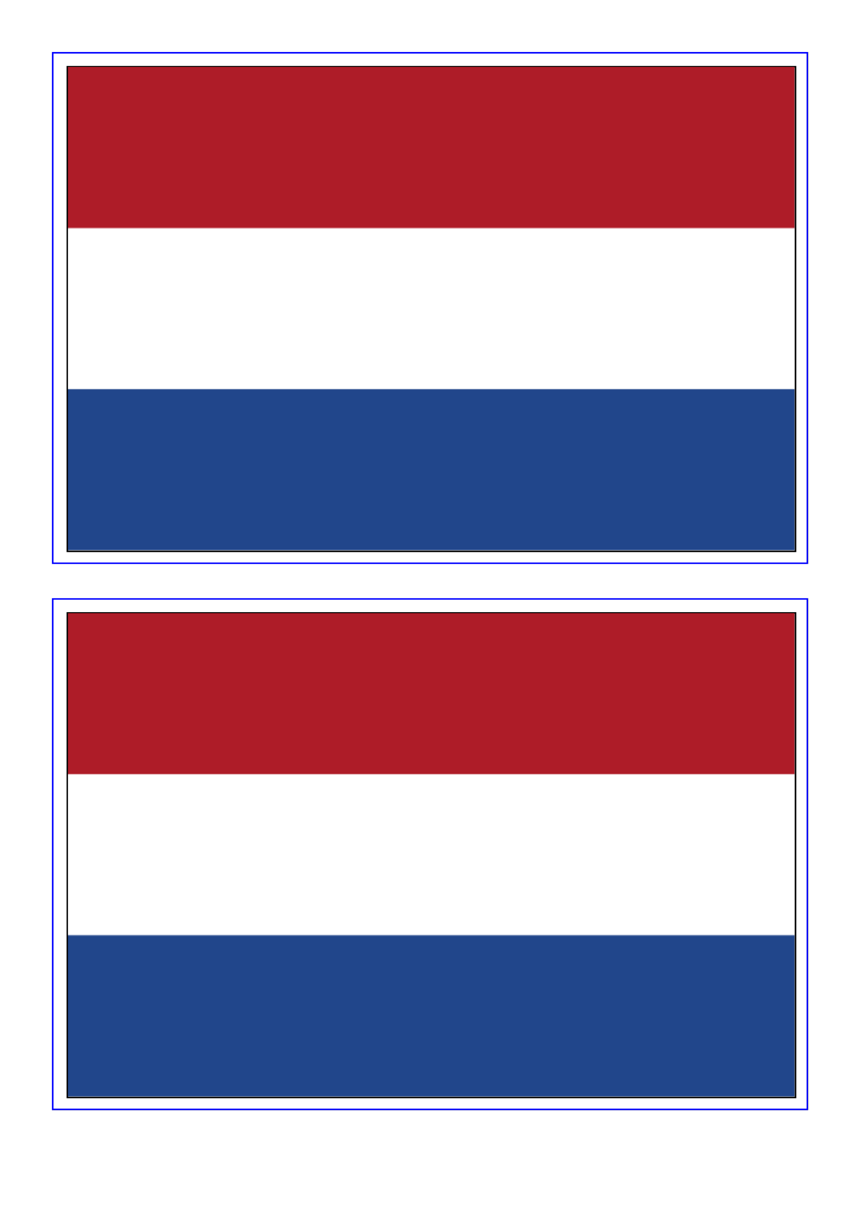 template preview imageNetherlands Flag