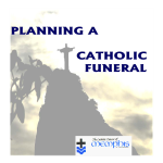 template topic preview image Catholic Funeral Mass Program