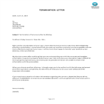 template topic preview image Termination of Services Letter to Attorney