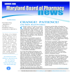 template topic preview image Summer Newsletter Pharmacy