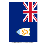 template topic preview image Anguilla Flag