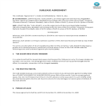template topic preview image Sublease Agreement template