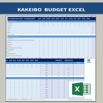 template topic preview image Kakeibo Budget