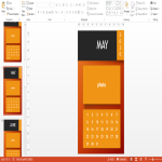 template preview image2020 PowerPoint Calendar