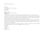 template topic preview image Job Interview Refusal Letter