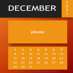 template topic preview image 2021 Calendar PowerPoint