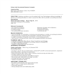 template topic preview image Entry Level Accountant Resume