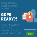 thumbnail topic How to prepare for GDPR?