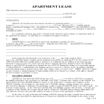 template topic preview image Apartment Lease Transfer Letter