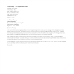 template topic preview image Engineering Job Application Letter