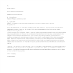 template topic preview image Nursing Job Application Letter