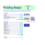 template topic preview image Wedding Worksheet