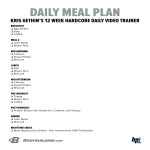 template topic preview image Daily Meal Plan Printable