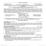template topic preview image District Attorney Resume Sample