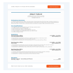 template topic preview image Banking Operations Officer Resume