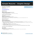 template topic preview image Modern Resume
