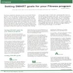 template topic preview image Fitness Smart Goals