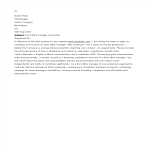 template topic preview image Front Office Manager Cover Letter