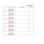 template topic preview image Weekly Meal Plan sheet