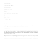 template topic preview image Real Estate Agent Appointment Letter