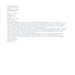 template topic preview image Coaching Job Resignation Letter