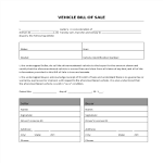 template topic preview image Bill Of Sale for Automobile
