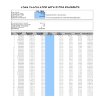 template topic preview image Loan Calculator with Extra Payments