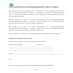 image Apparatuur Lease Modelovereenkomst (Lease-To-Own)