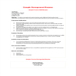 template topic preview image MBA Finance Fresher Professional Resume
