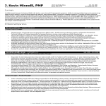 template topic preview image Senior It Manager Resume