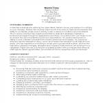 template topic preview image Senior Sales Associate Resume
