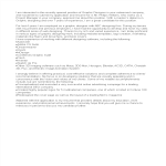template topic preview image Professional Cover Letter