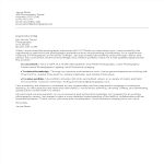 template topic preview image Photography Internship Cover Letter example
