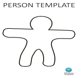template topic preview image Person Template A4 Portrait PPT