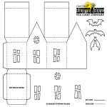template topic preview image Papercraft Paper House Gallery