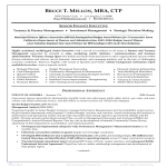 template topic preview image Senior Financial Management Resume