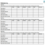 template topic preview image Machinery Equipment Maintenance Log Spreadsheet
