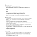 template topic preview image Senior Marketing Associate Resume