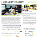 template topic preview image Healthy Family Nutrition Newsletter