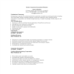 template topic preview image Senior Corporate Accountant Resume