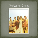 template topic preview image Simple Easter Story Powerpoint presenation