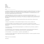 template topic preview image Sample Recommendation Letter