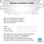 template topic preview image Sexual consent form
