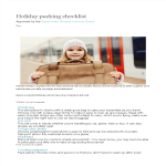 template preview imageExample Holiday Packing Checklist