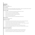template topic preview image Retail Banking Experience Resume